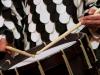 Detailansicht Tambour pianoforte