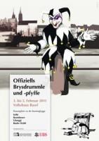 Titelseite Programmheft 2011