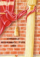 Titelseite Programmheft 2003