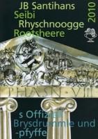 Titelseite Programmheft 2010