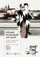 Titelseite Programmheft 2012