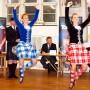 Eine Kostprobe der Highland Dancers