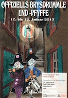 Titelseite Programmheft 2013